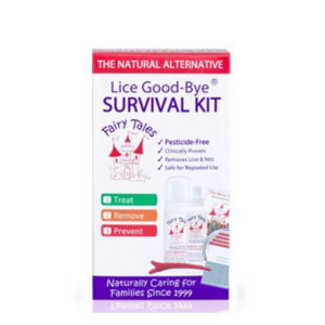 Fairy Tales Lice Good-Bye Nit Removal System w/ Comb