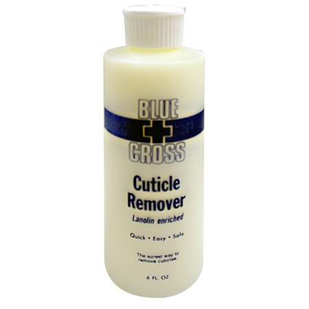 Blue Cross Cuticle Remover Liter